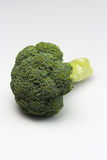 Fresh Broccoli  on a over white background Royalty Free Stock Photography