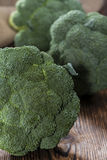 Fresh Broccoli Royalty Free Stock Photography