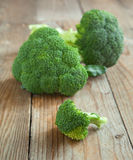 Fresh brocolli Stock Photos