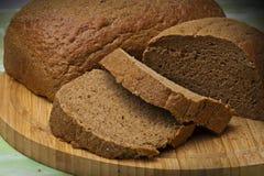 Fresh brown bread Stock Image