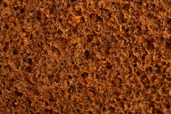 Fresh brown bread, detail structure Stock Photo