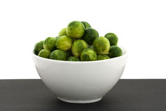 Fresh brussels sprout Royalty Free Stock Images
