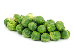 Fresh brussels sprout Stock Photo