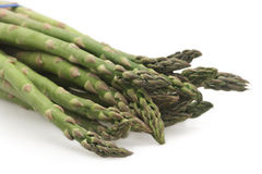 Fresh bunch asparagus. Asparagus green delicious vegetable healthy food organic Stock Image