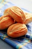 Fresh buns Royalty Free Stock Photos