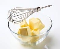 Fresh butter Stock Photo