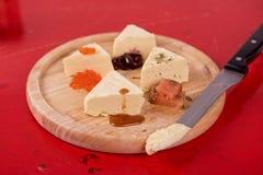 Fresh butter Stock Image