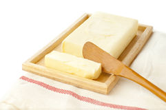 Fresh butter Royalty Free Stock Photos
