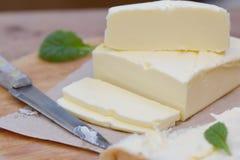 Fresh butter Stock Photos