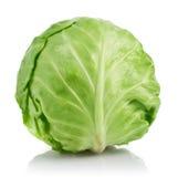Fresh cabbage ripe vegetable Stock Photos