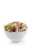 Fresh cabbage salad Stock Photo