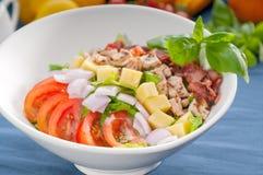 Fresh caesar salad Royalty Free Stock Photography