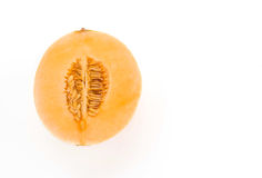 fresh cantaloupe Royalty Free Stock Photo