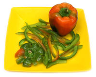 Fresh Capsicum Stock Images