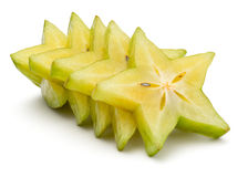 Fresh Carambola Royalty Free Stock Images