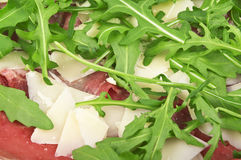 Fresh carpaccio stock photos