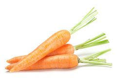 Fresh carrot Stock Photo