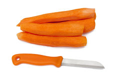 Fresh carrot Stock Images