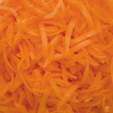 Fresh Carrot grated Royalty Free Stock Photo