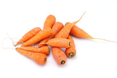 Fresh carrot vegetable Royalty Free Stock Images