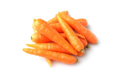 Fresh carrots Royalty Free Stock Image