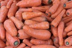 Fresh carrots at farmers market, Chile Stock Photos