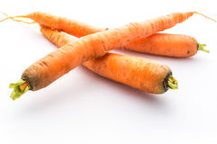 Fresh carrots food to be fit Royalty Free Stock Photography