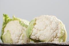 Fresh cauliflower Royalty Free Stock Images