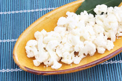 Fresh cauliflower Stock Image