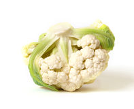 Fresh cauliflower Royalty Free Stock Images