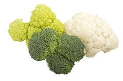 Fresh cauliflower Royalty Free Stock Photography
