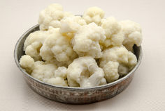 Fresh Cauliflower Royalty Free Stock Photo
