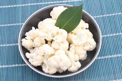 Fresh cauliflower Royalty Free Stock Image