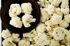 Fresh cauliflower Royalty Free Stock Photography