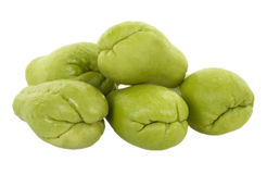 Fresh Chayote Royalty Free Stock Photo