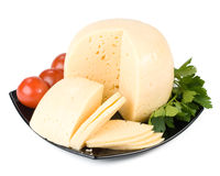 Fresh cheese Stock Images