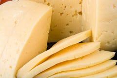 Fresh cheese Stock Photography