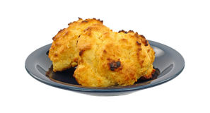 Fresh Cheese Biscuits Royalty Free Stock Photography