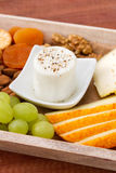 Fresh cheese Royalty Free Stock Images