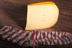 Fresh cheese Royalty Free Stock Photos