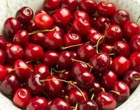 Fresh cherries Royalty Free Stock Image