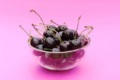 Cherries. Royalty Free Stock Photos