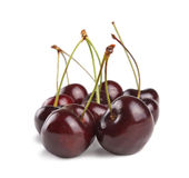 Fresh cherry Royalty Free Stock Photo