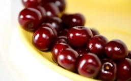 Fresh cherry Stock Image