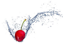 Fresh cherry Royalty Free Stock Photography