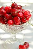 Fresh cherry Stock Image