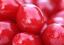 Fresh Cherry Fruits Stock Photography
