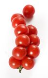 Fresh cherry tomato Royalty Free Stock Images