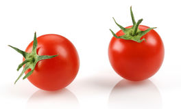 Fresh Cherry tomato royalty free stock photos