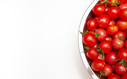Fresh cherry tomatoes Royalty Free Stock Photography